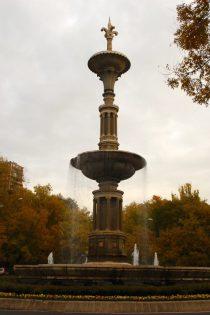 Fall Madrid | Spain via Oregon Girl Around the World