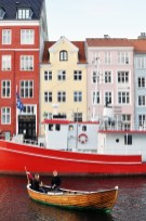 Iconic Nyhavn Canal