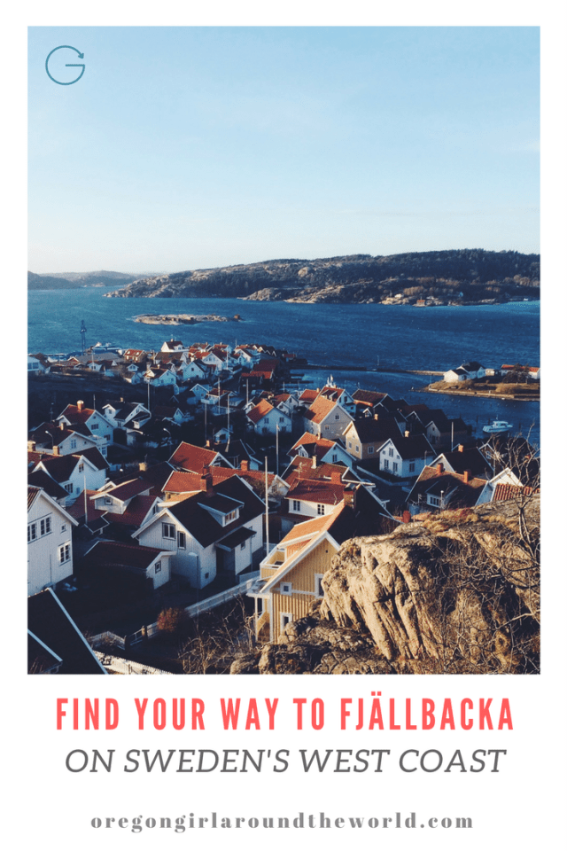 Find Your Way to Fjällbacka Sweden, off the Bohuslän Coast of West Sweden | Oregon Girl Around the World