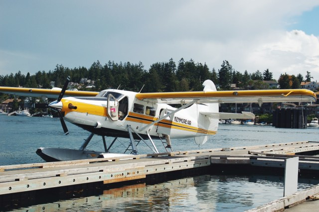 Soar over Seattle to the San Juan Islands | Take a Seaplane with Oregon Girl Around the World