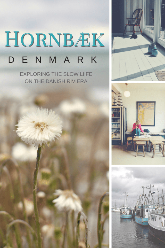 Experience the slow life and get a little Danish Hygge in Hornbaek, darling of the Danish coast | Oregon Girl Around the World