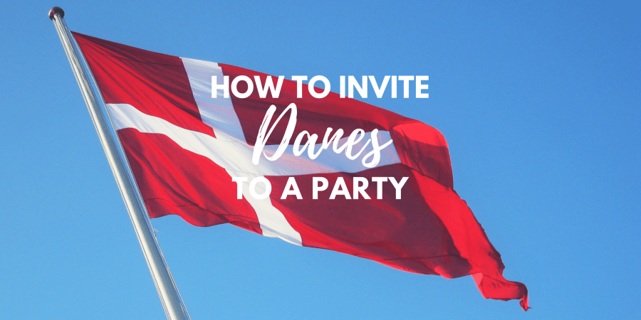 HOW TO INVITE DANES TO A PARTY | Tips to Help Understand the Cultural Rules around Celebrations in Denmark | via Oregon Girl Around the World