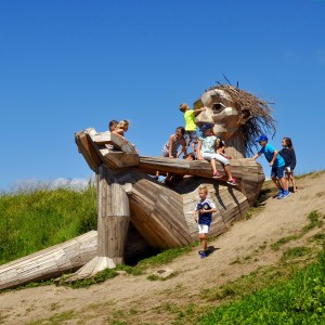Day out In Denmark Finding Giants   Oregon Girl Around the World