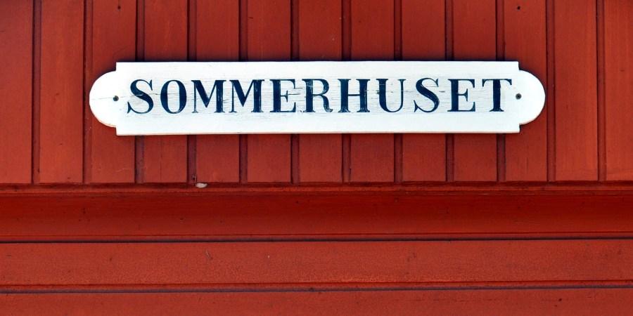 Danish Summer House Rules