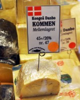 Danish cheese with cumin | Pilekælderen Restaurant | Come taste Copenhagen with a Nova Fairy Tales Food Tour | Oregon Girl Around the World