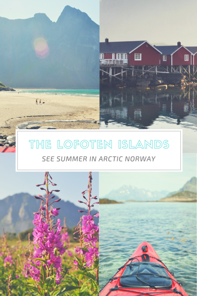 Reasons to Visit the Lofoten Islands in Summer | See the Midnight Sun above the Arctic Circle in Norway | Oregon Girl Around the World