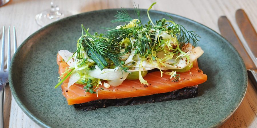 Copenhagen Serves The Most Beautiful Sandwiches in the World