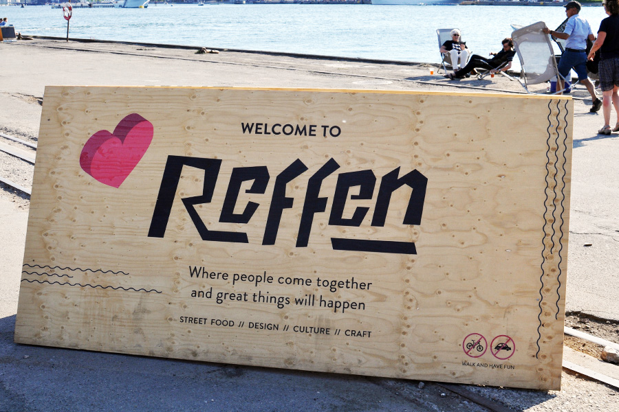 Come to Reffen Street Food | A new Sustainable Cuisine, Culture and Craft Space for Copenhagen Denmark | Oregon Girl Around the World