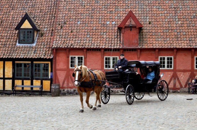 Visit Den Gamle By Open Air History Museum in Aarhus Denmark | Walk the Streets of Danish history | Oregon Girl Around the World
