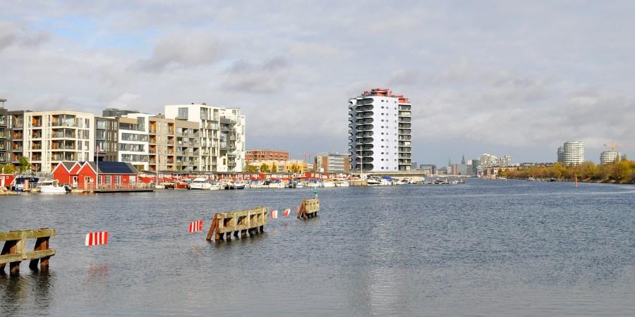 Bike on Copenhagen's Harbor Ring to Sluseholmen