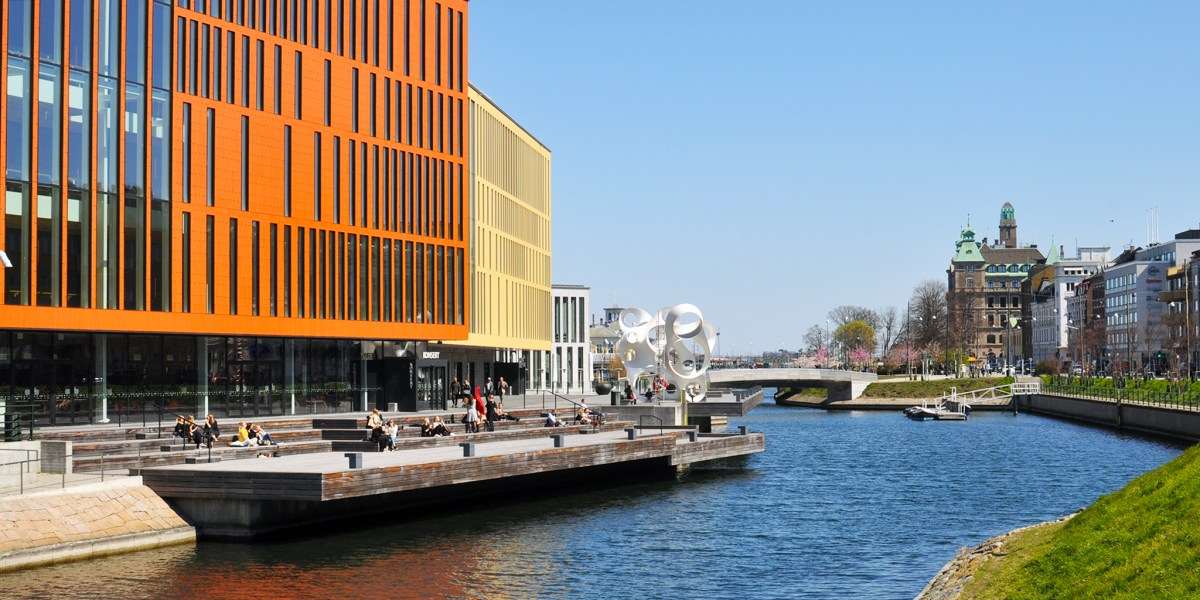 Malmö, Sweden | A Sustainable Modern Scandinavian City