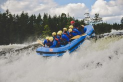 White Water Rafting in Evje NO _ Reasons to Take a Road Trip to Norway in the Summer _ Oregon Girl Around the World