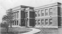 Cover of memory folder 1937 Redmond Union High School. Spokesman files