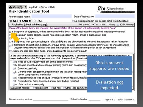 RIT - eval slide 1