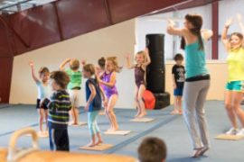 Bend Oregon Preschool Gymnastics