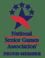 Proud Member of the National Senior Games Association
