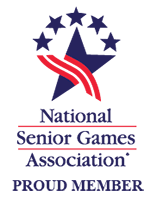 Proud Member of the National Senior Games Association