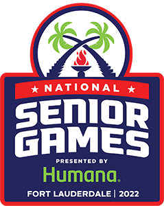National Senior Games 2022 Logo
