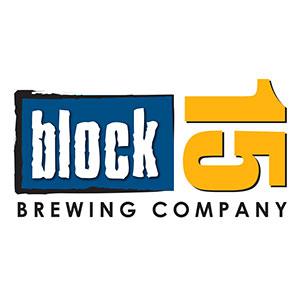 Block 15 Brewing, Independent Artisan Beer, Logo