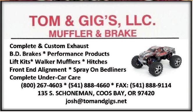 Tom and Gig's Auto