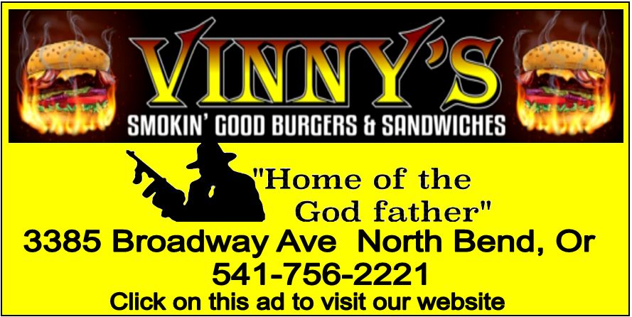 Vinny's Smokin Good Burgers