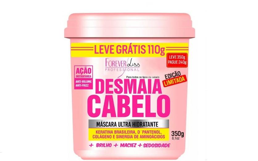 MÁSCARA DESMAIA CABELO