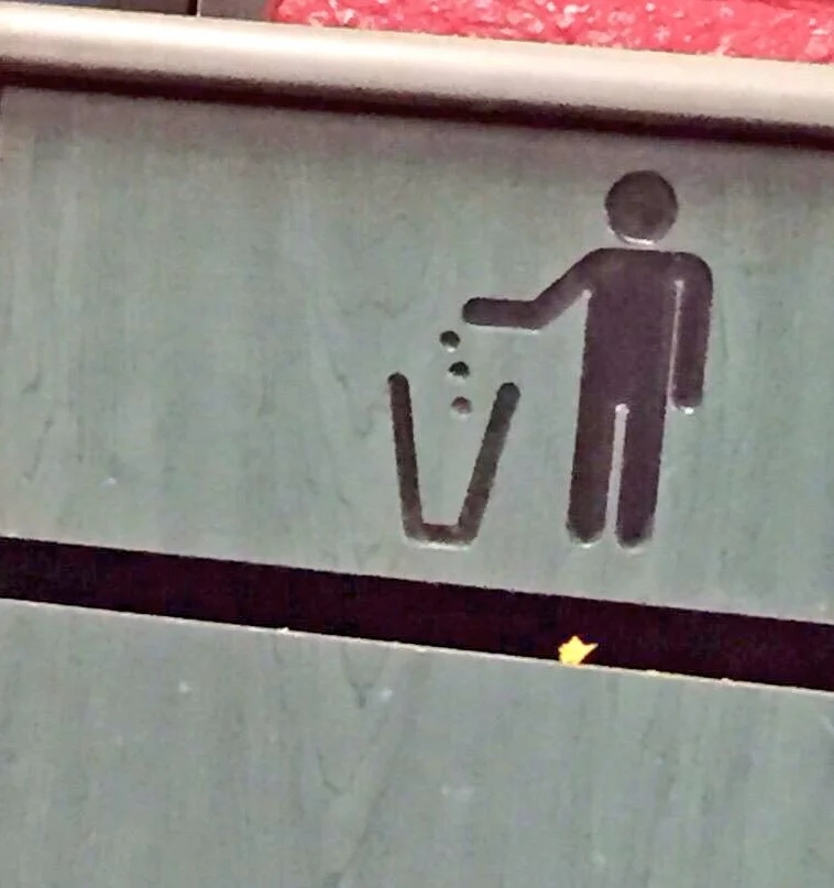 «Another juggler gives up on his dreams.»