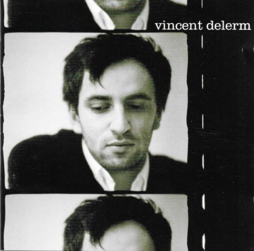 Vincent Delerm, Vincent Delerm, 2002, couverture