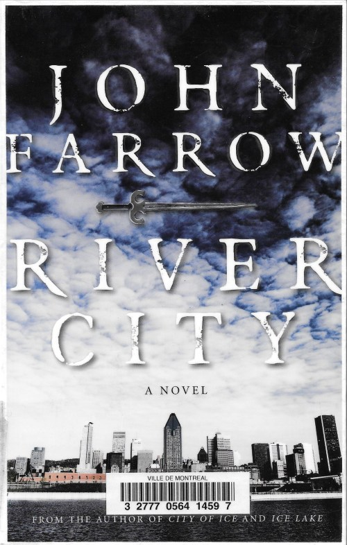 John Farrow, River City, 2011, couverture