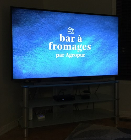 Bar à fromages