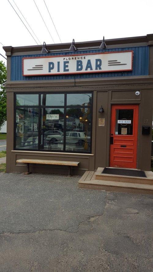 Bar à tarte (Pie Bar), aux États-Unis