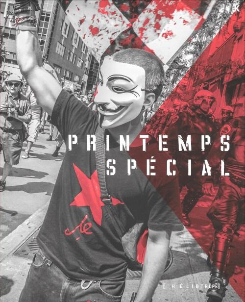 Printemps spécial, 2012, couverture