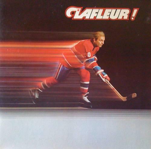 Disque de Guy Lafleur (1979), pochette