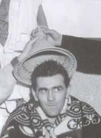 Maurice Richard en novembre 1952