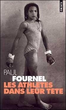Paul Fournel, les Athlètes dans leur tête, couverture