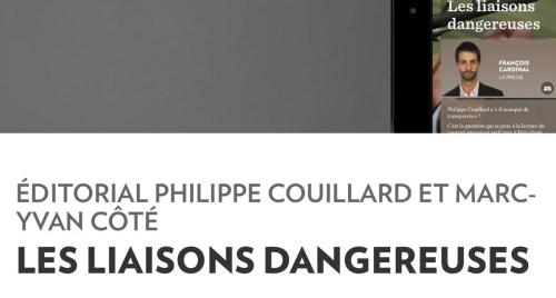 Titre de la Presse+, 1er juin 2017