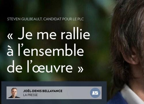 Manchette de la Presse+, 21 juin 2019