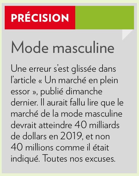 «Précision», la Presse+, 29 janvier 2016
