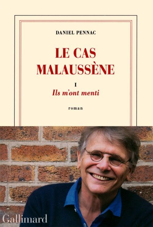 Daniel Pennac. le Cas Malaussène. I, 2017, couverture