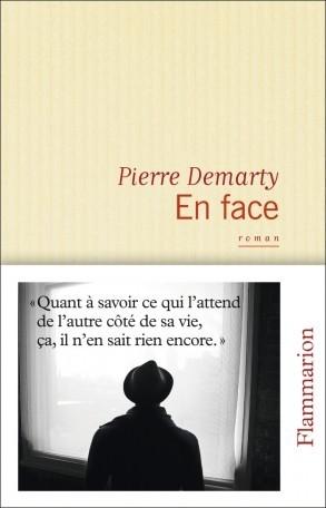 Pierre Demarty, En face, 2014, couverture