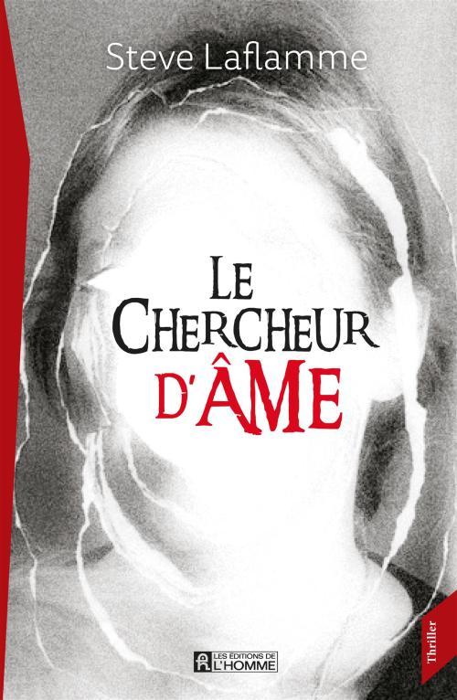 Steve Laflamme, le Chercheur d'âme, 2017, couverture