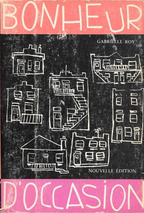 Gabrielle Roy, Bonheur d'occasion, édition de 1976, couverture