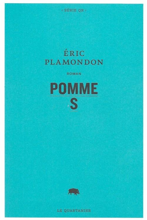 Éric Plamondon, Pomme S, 2013, couverture