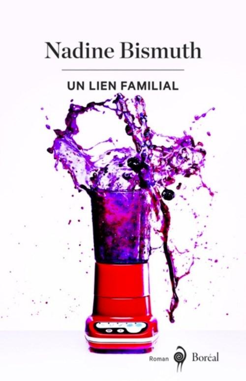 Nadine Bismuth, Un lien familial, 2018, couverture