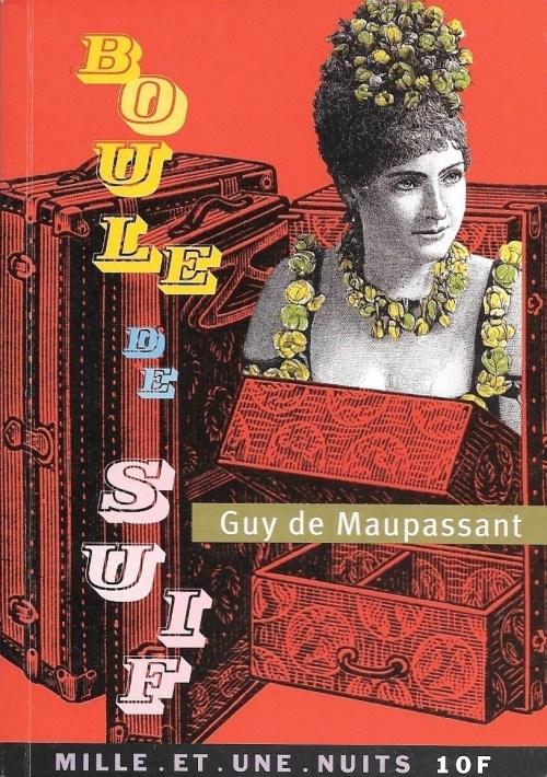 Maupassant, Boule de Suif, éd. 2000, couverture