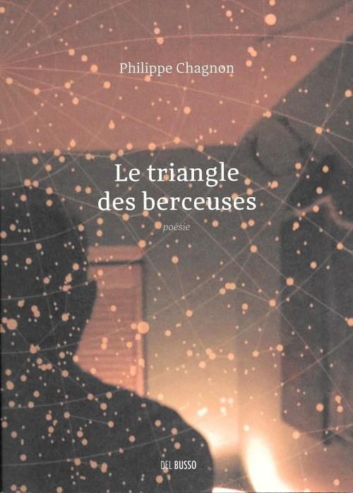 Philippe Chagnon, le Triangle des berceuses, 2019, couverture