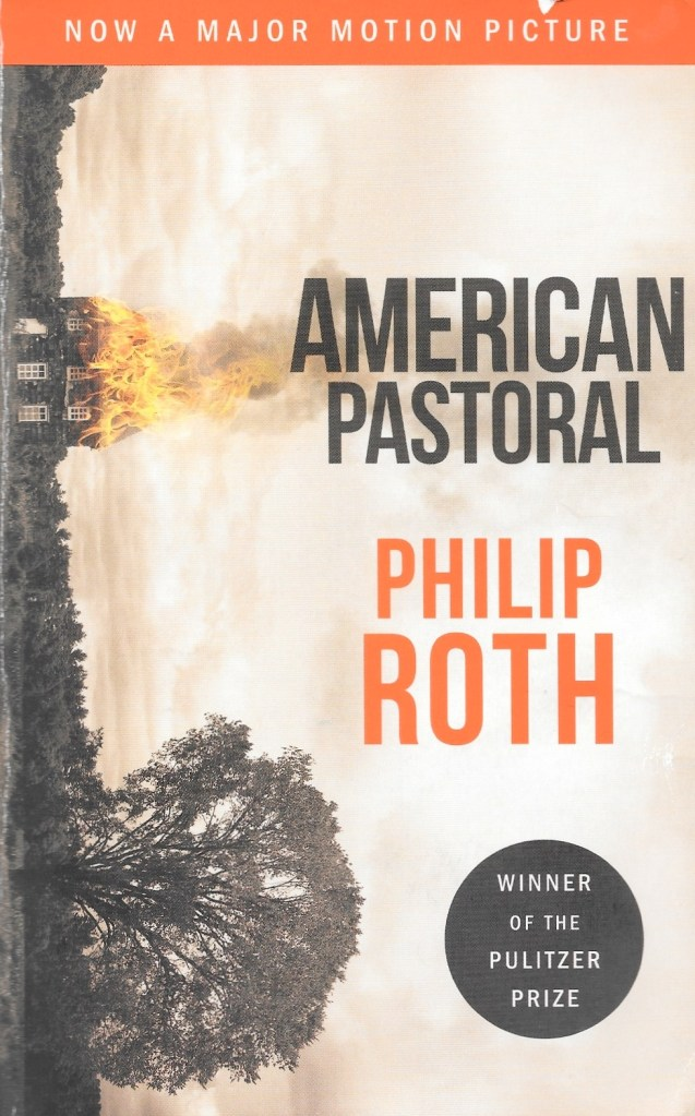 Philip Roth, American Pastoral, 1997, couverture