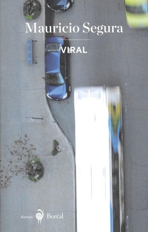 Mauricio Segura, Viral, 2020, couverture