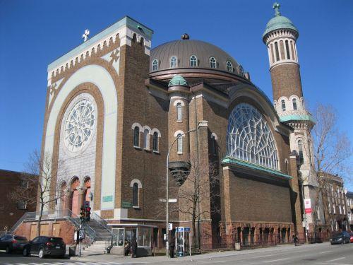 Église St. Michael, Montréal