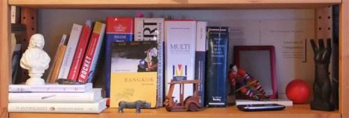 Étagère de livres